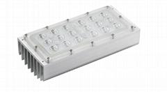 30W LED Street Light Module >0.9PF 5-year Warranty