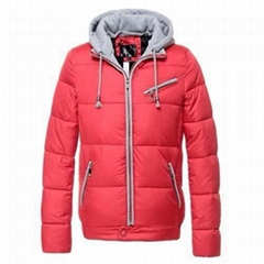 wholesale Stock clothing-Men's winter down feather jacket stocklots