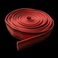 fabric flat PVC garden hose 2