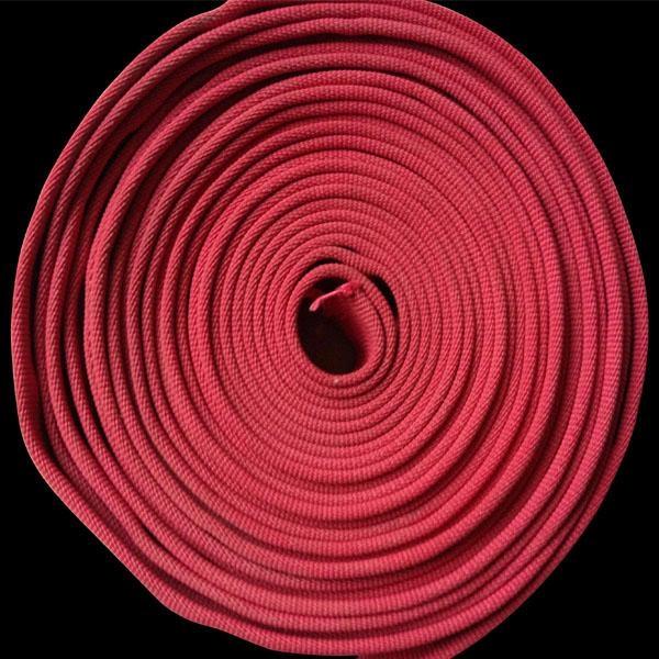 fabric flat PVC garden hose 3
