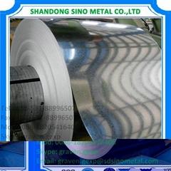 ga  anized steel coil