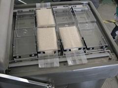 蘇州鑫電雙室食品真空包裝機