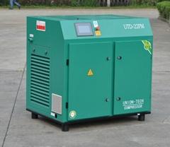 維肯永磁變頻UTD-22PM螺杆式空壓機