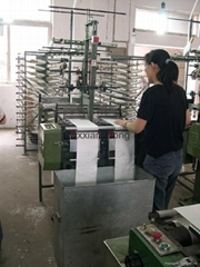 tape weaving machine factory
