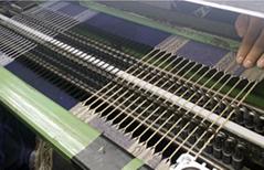 scarf fringing-knotting machine 100cm width machine supplier