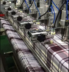 Scarf &blanket Automatic Cutting Machine