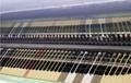 100cm width scarf fringing knotting