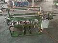 125cm width scarf fringing machine with