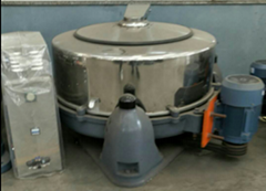 Manual Shut-down Hydro Extractor Three