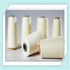 65% Polyester 35% Viscose Blend T/R Yarn 24s/1