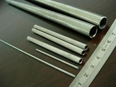 ASTM B861 gr2 gr3 gr5 gr9 titanium tube pickling capillary