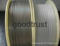 Pure wire cutting titanium wire