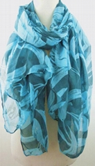 new print scarf for women