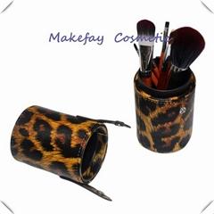 New arrival 7pcs cup holder makeup brush kit