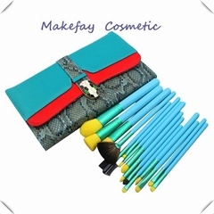 2014 best Professional factory direct high quality Beauty girls 22pcs  Cosmetic