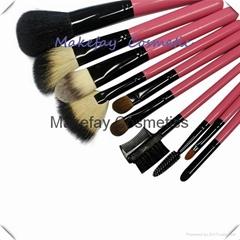 New design elegant makeup brushes cosmetic makeup brushes