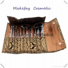 12pcs Goat Hair Cosmetic Makeup Brush Set