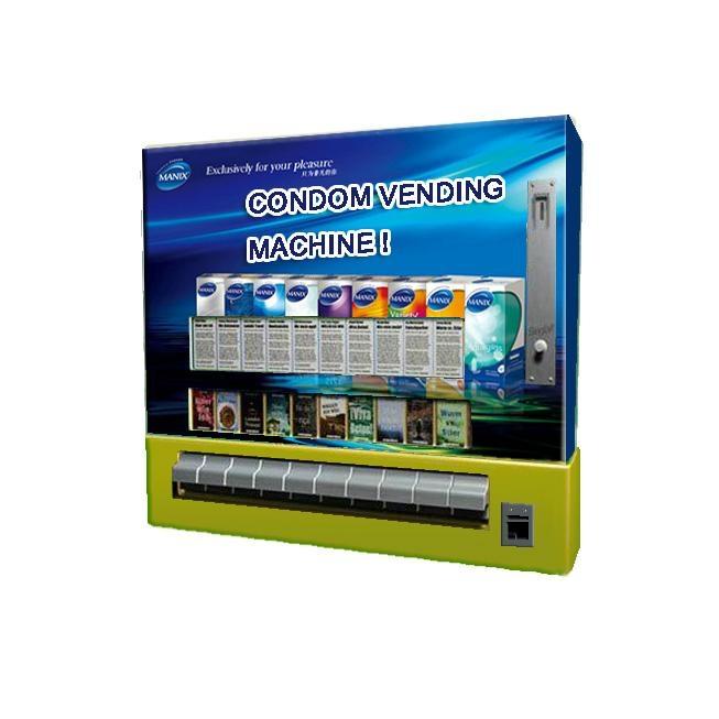 Condom vending machine  1