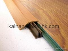 PVC Flooring Reducer Vinyl Carpet Capping End Profile