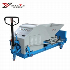 Concrete Extrusion Machine : Shandong xingyu mechanical technology co ltd china