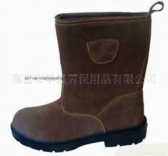 安全鞋劳保鞋孚晟国标FS-901