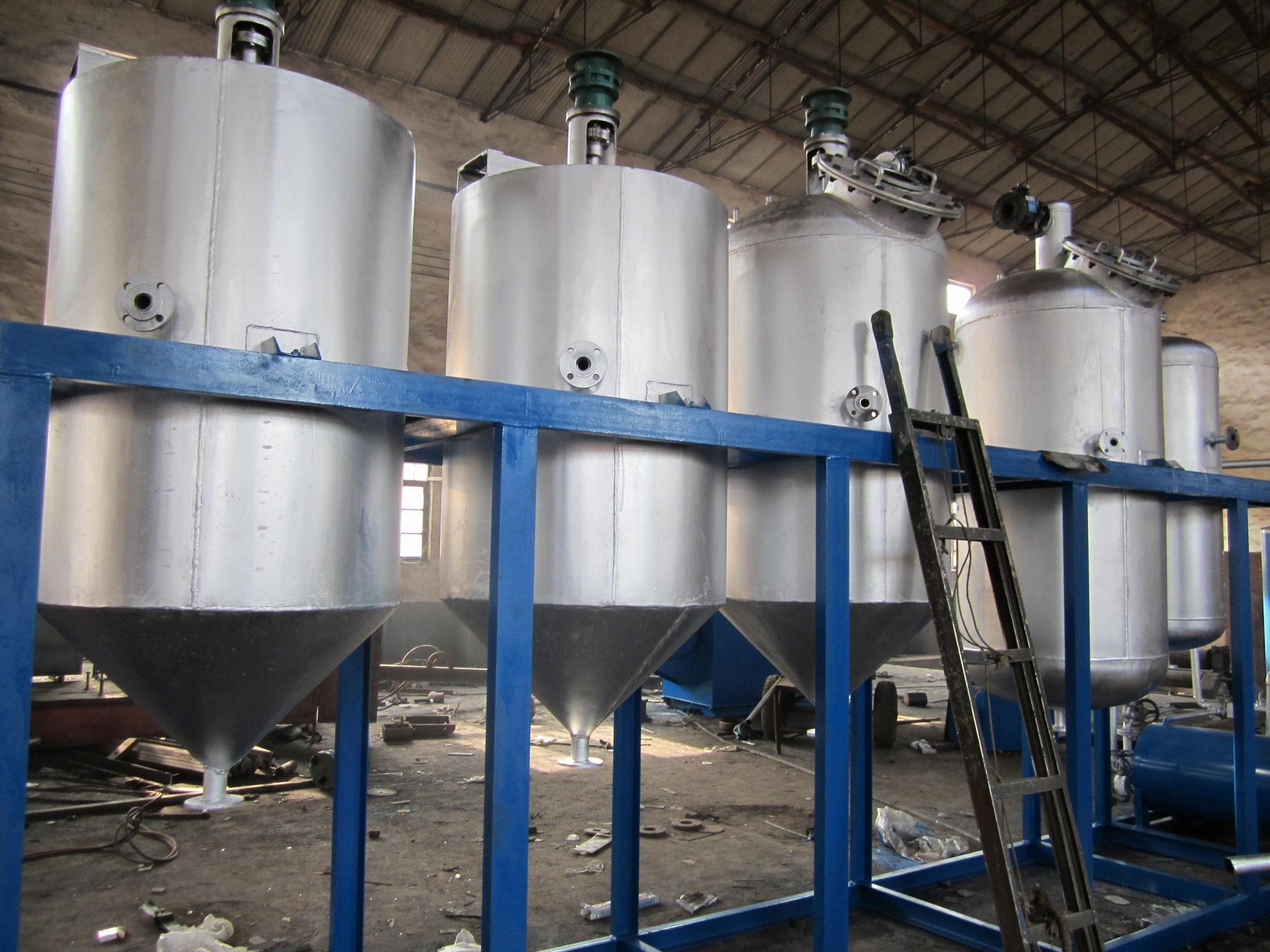 食用油炼油设备 1