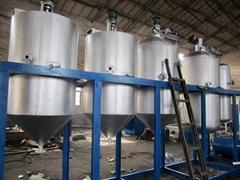 食用油炼油设备