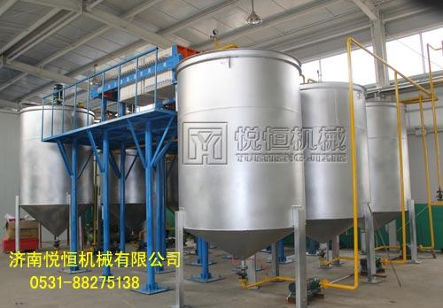 食用油加工炼油设备 2