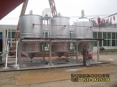 大豆油精鍊設備