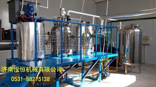 浓香花生油生产加工设备 1