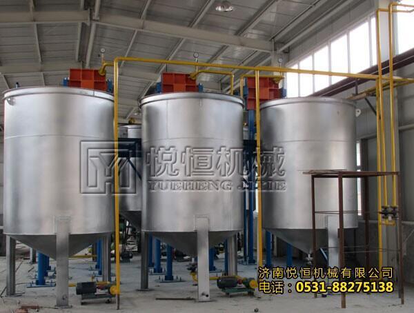 浓香花生油生产加工设备 2