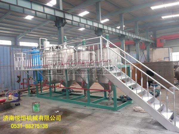 动物油生产加工机械设备 1