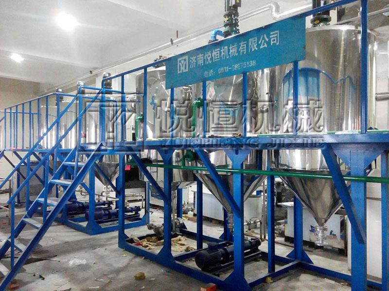 牛油精炼设备 1
