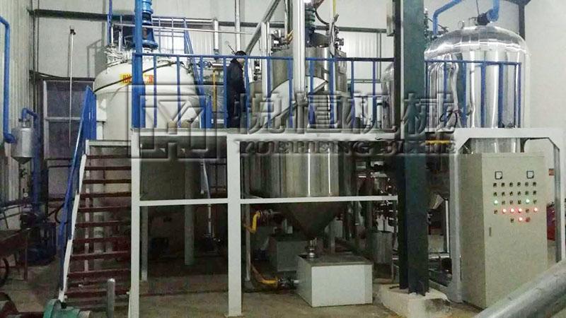 南瓜籽仁油榨油机设备 1