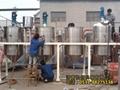 南瓜籽仁油榨油机设备 3
