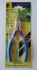 日本馬牌斜口鉗
