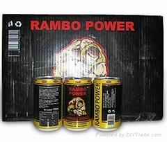 Rambo Power Energy Drink