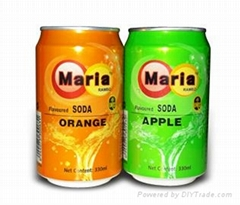Maria Flavoured Soda