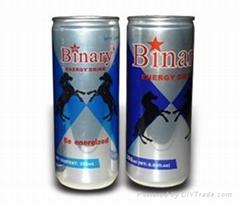 Binary Energy Drink