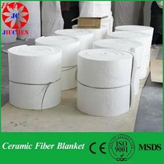 Ceramic wool insulation Blanket