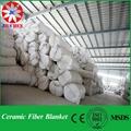 Ceramic wool insulation Blanket 3