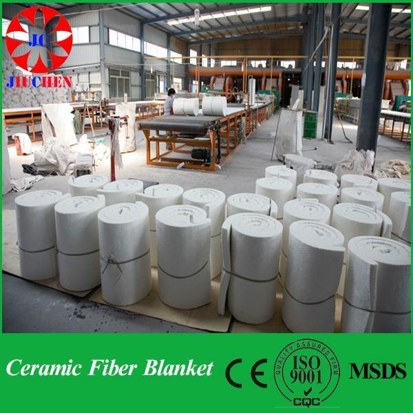 Ceramic wool insulation Blanket 4