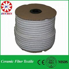 1260 Ceramic Fiber twisted Rope(wool