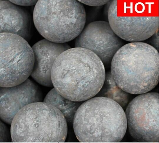60mm Forged Steel Grinding Ball 1