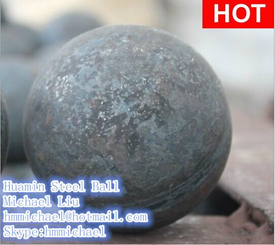60mm Forged Steel Grinding Ball 3