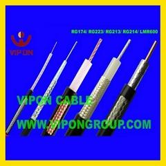 50 Ohm Coaxial Cable (Rg174, Rg58, Rg223, Rg213, Rg214)