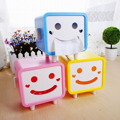 Magic square smiley towe