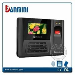 Fingerprint and RFID Car