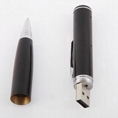 USB camera pen with HD v
