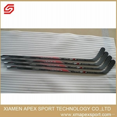 new model carbon ice hockey stick for wholesales